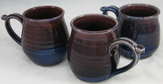 11 oz Mug, Purple/blue